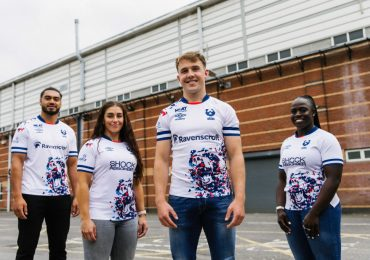 Le maillot extérieur 2021 des Bristol Bears tient la promesse de cet incroyable équipement d'entraînement