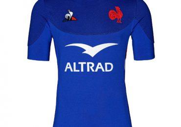 France Sevens revela la camiseta de Le Coq Sportif antes de la RWC7s 2020