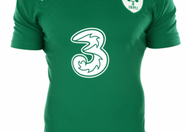 Ireland Rugby 2014/15 Canterbury Maillots Domicile