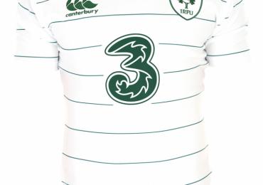 Irlande Rugby 2014/15 Canterbury Alternate Shirts
