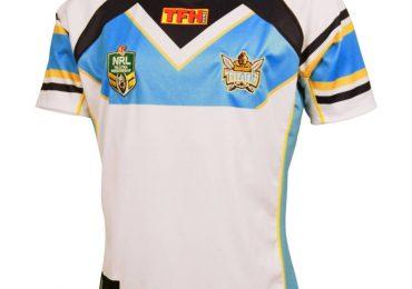 Maillot extérieur Gold Coast Titans NRL 2021 BLK