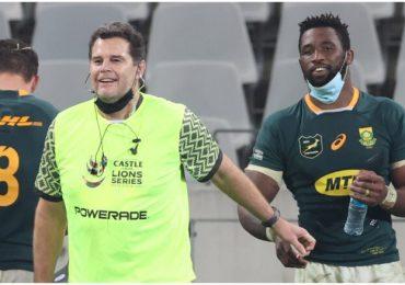 maillot Afrique du Sud 2021