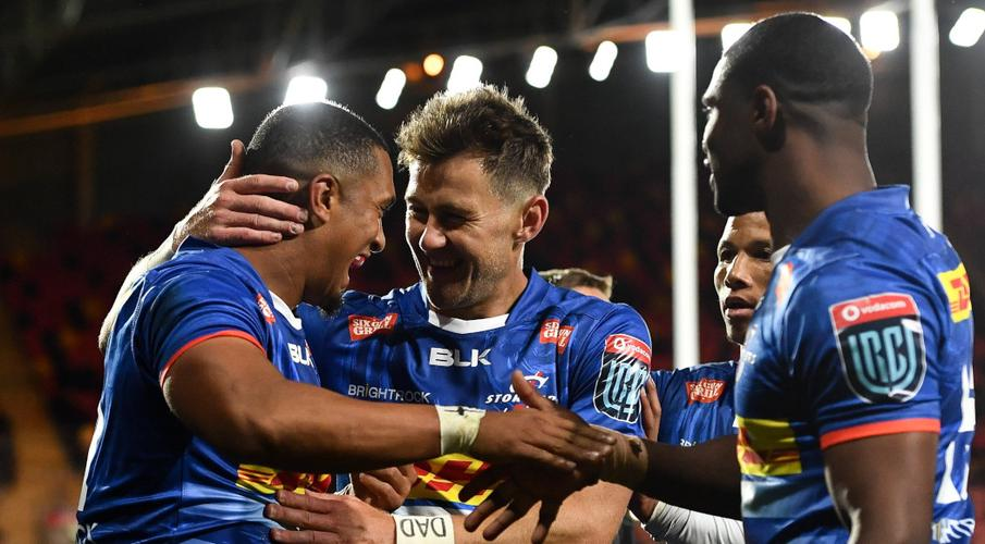 maillot Stormers 2021